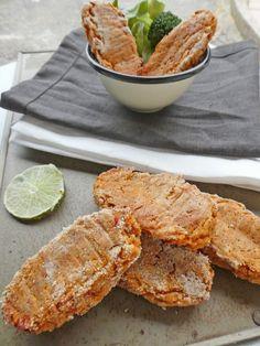Crousti-moelleux de légumes, riz, lentilles corail, feta