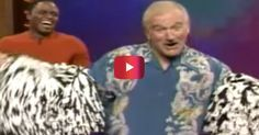 "When Robin Williams went on 'Whose Line Is It Anyway"" he reminded everyone of his comedic genius"