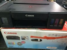 printer canon pixma g1000 inktank