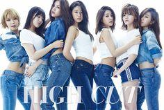 하이컷 - 패션, 뷰티, 대중문화 커뮤니티와 다채로운 이벤트 <HIGH CUT> FNC AOA