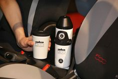 Fiat 500L to launch with world's first in-car coffee maker option [w/video]