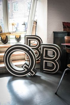 Ply concept store vintage industrial furniture in Hamburg