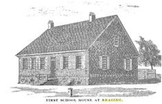 First school connected with churches. Lutherans-Joseph Fleischer & Paul Fuegner. John Philip foes teacher for Reformed for over 50 years beginning in 1751. Trinity Lutheran School was used for teaching for almost 100 years, 1765-1855. Reading Pa, Washington Street, Lutheran, Joseph, Homeschool, Teacher, Cabin, House Styles, Professor