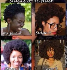 Man.. I can hardly wait til my hair gets to stage 4... #Patience