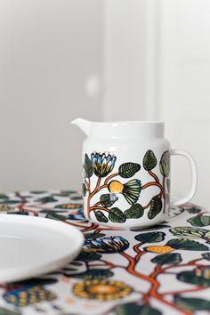 Marimekko, Build Your Own House, Scandinavian Style, Design Art, Table Settings, Colours, Helsinki, Kitchen Stuff, Future House