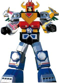 Galaxy Megazord | RangerWiki | Fandom Power Rangers Lost Galaxy, Power Rangers Ninja Steel, Green Galaxy, Pink Galaxy, Ranger Armor, Power Rengers, Evil Games, Fire Powers, Super Robot