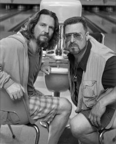 The Big Lebowski - Coen Brothers - 1998 : #Jeff_Bridges tumblr