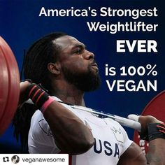 His name is Kendrick Farris and he is a Team USA Olympic competitor.