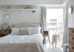 Katy's Eclectic and Always-Changing London Flat