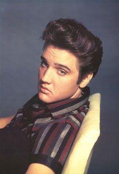 Elvis Presley. I'll give him a hunk of my #burnin'love .