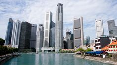 Take a stroll along the Singapore River and see how the city came to be.