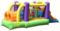 Obstacle Jumping Castle