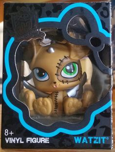 Monster High Vinyl Figure Pet - WatZit