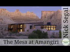 Luxury Real Estate:  The Mesa at Amangiri