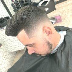 Pompadour Gemustert Wenn das Leben nicht einfacher wird, versuchen Sie, stärker zu werden! Rings For Men, Hair Styles, Fashion, Life, Simple, Hair Plait Styles, Moda, Men Rings, Fashion Styles
