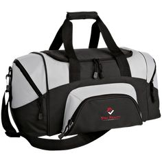 c02115e400 Small Colorblock Sport Duffel Bag