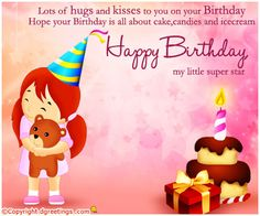 Dgreetings - Say Happy Birthday to your near and dear ones by sending this card.