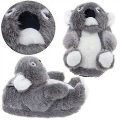Koala Animal Slippers for Women and Men,    #Women'sSlippers,    #79322