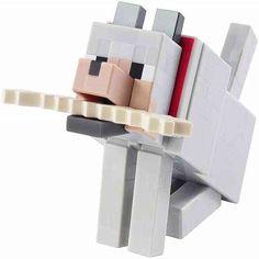 Minecraft Plushies Wolf