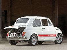 "teilix: "" 1970 Fiat Abarth 695 SS """