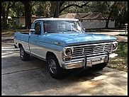 1967 Ford F100 Ranger  $10,000