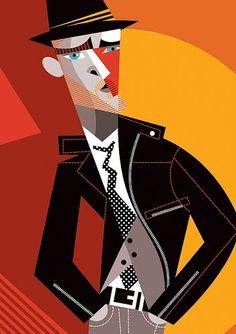 Ilustrações de Pablo Lobato