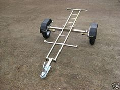 """""""NEW"""" MOTORCYCLE TRAILER """"COLLAPSIBLE"""" 