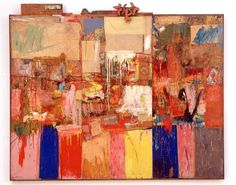 Find the latest shows, biography, and artworks for sale by Robert Rauschenberg. Robert Rauschenberg's enthusiasm for popular culture and, with his contempora… Robert Rauschenberg, Collage Kunst, Art Du Collage, Jasper Johns, Art Pop, Abstract Expressionism, Abstract Art, Nam June Paik, Neo Dada