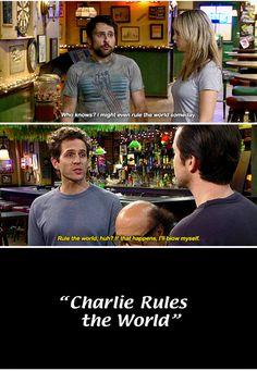 Charlie Kelly Cat Food