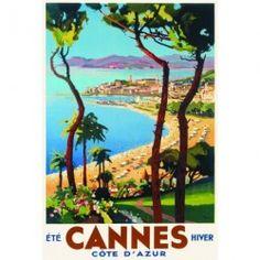 Eté hiver - Cannes
