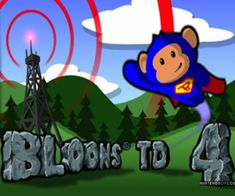 Bloons Tower Defense 4 Hacked Unblocked
