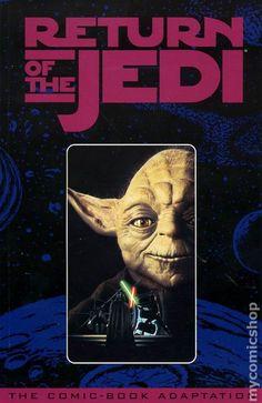 Classic Star Wars Return of the Jedi TPB (1995) 1-REP