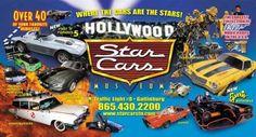 Hollywood Star Cars in Gatlinburg, TN