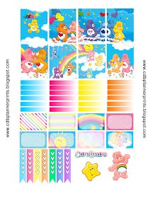 Please comment below if you are using! The more comments and downloads the more free printables I create!               Erin Condren Vertic...