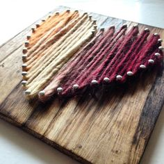 Creative Wood and Yarn,,,