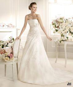 Perfect Wedding Dresses wedding dresses wedding glamour featured fashion