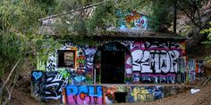 How to visit California's secret, abandoned Nazi compound from WWII | Posted on Roadtrippers.com!