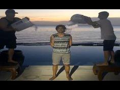 Louis Tomlinson Ice Bucket Challenge ALS One Direction | Nominate Prince Harry, Boris & Arsene! - YouTube