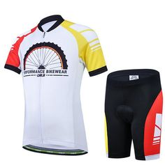 Boy Girl Cycling Short Sleeve Clothing Set Children Bicycle Jersey + Short  Suit 2016 Wheel Style Red+Yellow M 2XL Road Bike Clothing Cheap Cycling  Clothing ... d4481c2c1