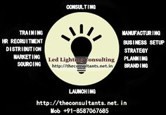 Led Lighting Strategic Business Consulting By Fortune 500 MNC's Ex strategic Professionals - http://theconsultants.net.in/led-lighting-consultancy/