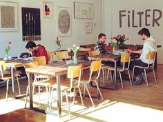 Filter Amsterdam: koffie hotspot! | http://www.yourlittleblackbook.me/nl/filter-amsterdam-coffee-hotspot/