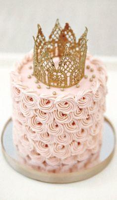 .Pinky Pleasures And Pinky Wedding Cake....Mmm Delish!
