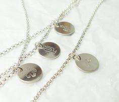 Silberarmbänder - Armband  Ananas Kaktus Welle Hibiskus - 925 Silber - ein Designerstück von _Andressa_ bei DaWanda