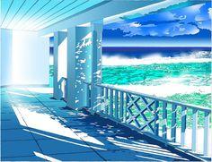 鈴木英人 : あの白い夏