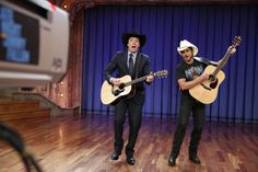 Jimmy Fallon And Brad Paisley | GRAMMY.com