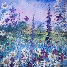 Meadow View by Jane Morgan