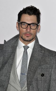 David Gandy at the London Collections: Men A/W 2013 (Full Review - Day III) ~ David James Gandy