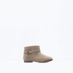 ZARA - SALE - SOFT LINED BOOT
