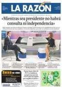 DescargarLa Razon - 21 Enero 2014 - PDF - IPAD - ESPAÑOL - HQ