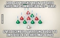 And it's simplicity compared to the xmas commercials these days, it's even better! Merry Happy, Faith In Humanity Restored, Brighten Your Day, Best Funny Pictures, A Good Man, Make Me Smile, Funny Memes, Guys, Awesome Stuff